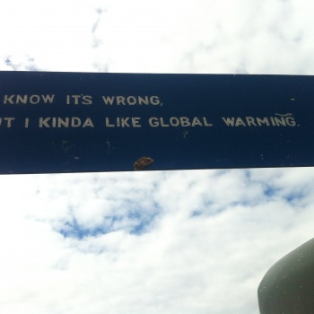 Photo stoRy for today™ –  Global warming in Stockholm