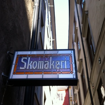 Photo stoRy for today™- Handicrafts in Stockholm's Old Town