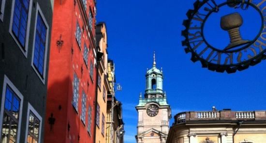 Casco Antiguo de Estocolmo stoRy Tour™Tour guiado a pie en el casco antiguo de Estocolmo (2 horas. Público y privado)
