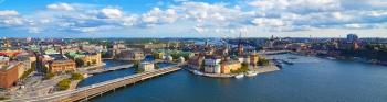 Entdecken Sie Stockholms Ufer!