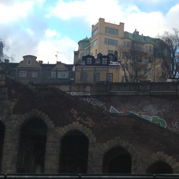 Photo stoRy for today™ –  Södermalm and Stieg Larsson's trilogy- part 1