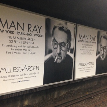 Turn your week-end into a stoRy! –  Man Ray at Millesgården