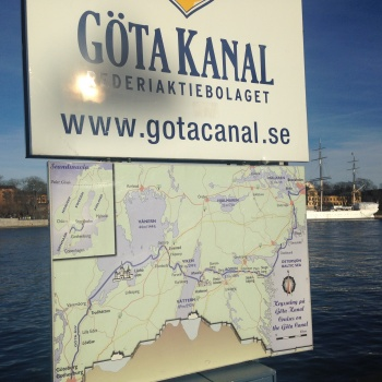 Photo stoRy for today ™-  Göta Canal-  one  of Swedish top notch tourist attractions