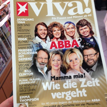 Photo stoRy for today™ –  VIVA Magazine on ABBA