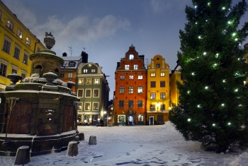 Stockholm Christmas stoRy Walking Tour™