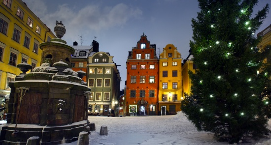 Stockholm Weihnachts stoRy Tour™