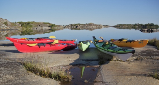 Kayak Tour in the Stockholm Archipelago
