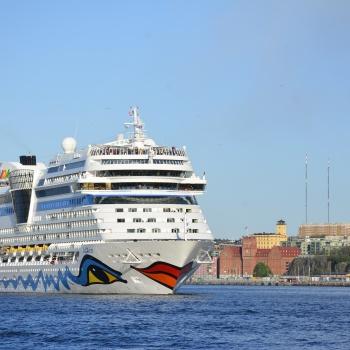 AIDA Mar küsst Stockholm – 21. Mai 2015