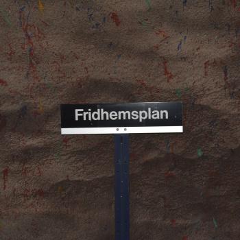 StockholmSubwaystoRy #2 – Fridhemsplan
