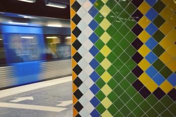 StockholmSubwaystoRy #21 – Västra Skogen