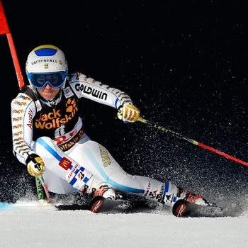 The Alpine Skiing World Cup in Stockholm