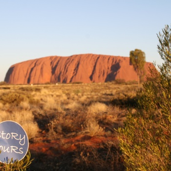 Travel stoRy #18 – Uluru (Australia)
