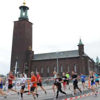 Running events in Stockholm