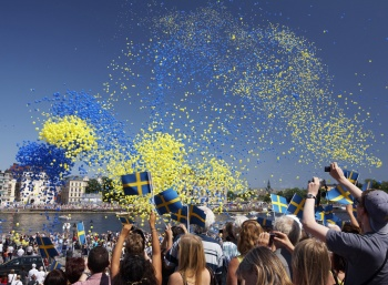 June 6 – The National Day of Sweden!