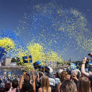 Sweden celebrates its National Day!