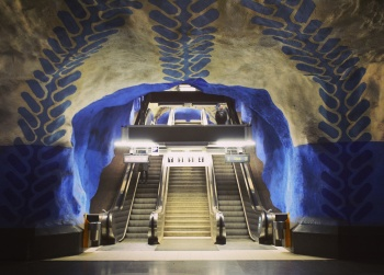 StockholmSubwaystoRy #27 – T-Centralen Part 1