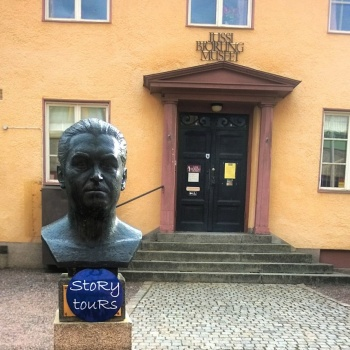 Travel stoRy #23 – Jussi Björlingmuseet in Borlänge (Sweden)
