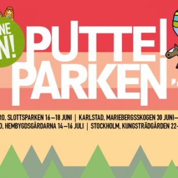 Putte i Parken is coming to Stockholm!