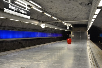 StockholmSubwaystoRy #43 – Bagarmossen