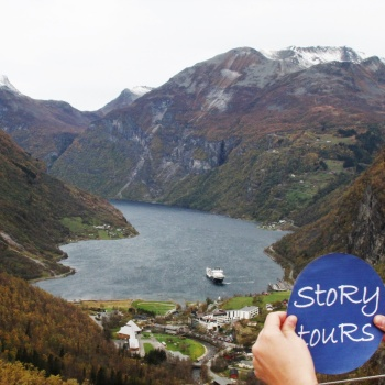 Travel stoRy #42   Geiranger Fjord (Norway)