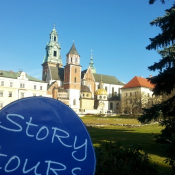 Travel stoRy #44   Wawel castle in Krakόw (Poland)