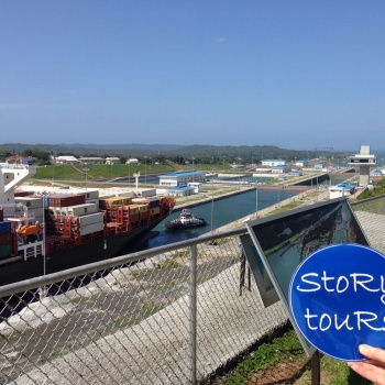 Travel stoRy #48 Panama Canal