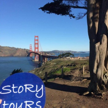 Travel stoRy #50 Golden Gate Bridge San Francisco (USA)