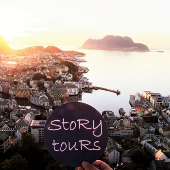 Travel stoRy #52 – Ålesund (Norway)