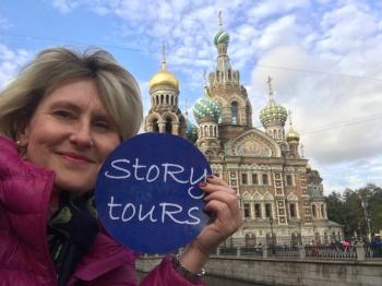 Travel stoRy #54 –  St. Petersburg (Russia)