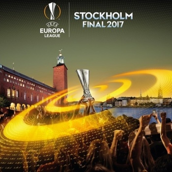 2017 Europa League Final in Stockholm