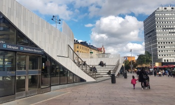 StockholmSubwaystoRy #77 – Odenplan