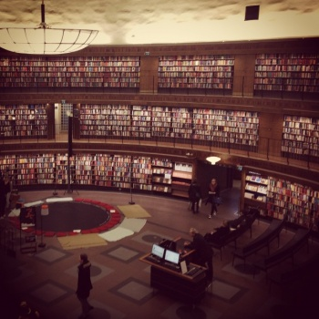 The Stockholm Public Library