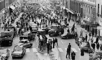 50 years since the H day in Sweden!
