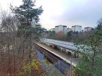 StockholmSubwaystoRy #84 – Hägerstensåsen