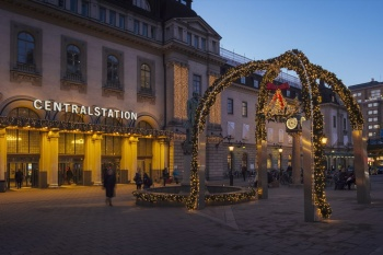Christmas in Stockholm for free!