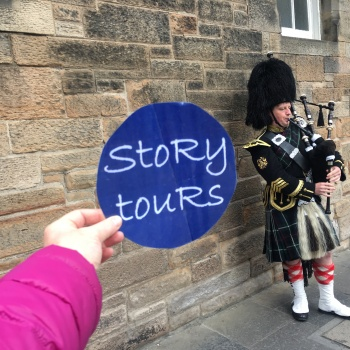 Travel stoRy #59 – Edinburgh in Scottland
