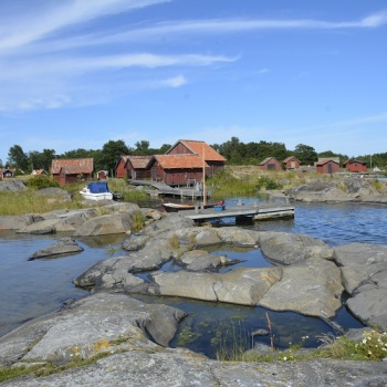 Throw Back Thursday #9- Rödlöga in Stockholm Archipelago