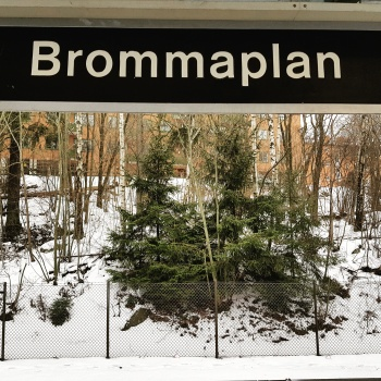 StockholmSubwaystoRy #95 – Brommaplan