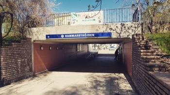 StockholmSubwaystoRy #99 – Hammarbyhöjden