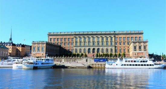 Stockholm Old Town Walk with a guided visit in the Royal Palace