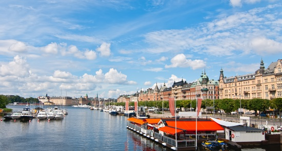 Stockholm-Nynäshamn Landausflug