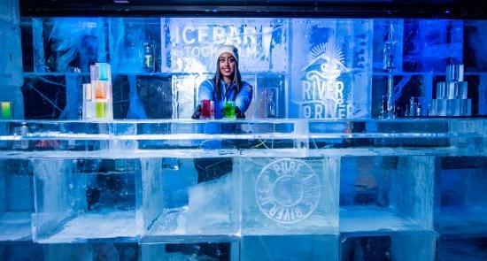 Stockholm Panoramatour und Winterzauber in der Ice Bar